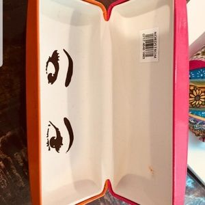 Kate spade sun glasses box